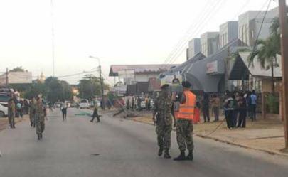 ongeval ziniastraat overleden FamilieNieuws Suriname Paramaribo