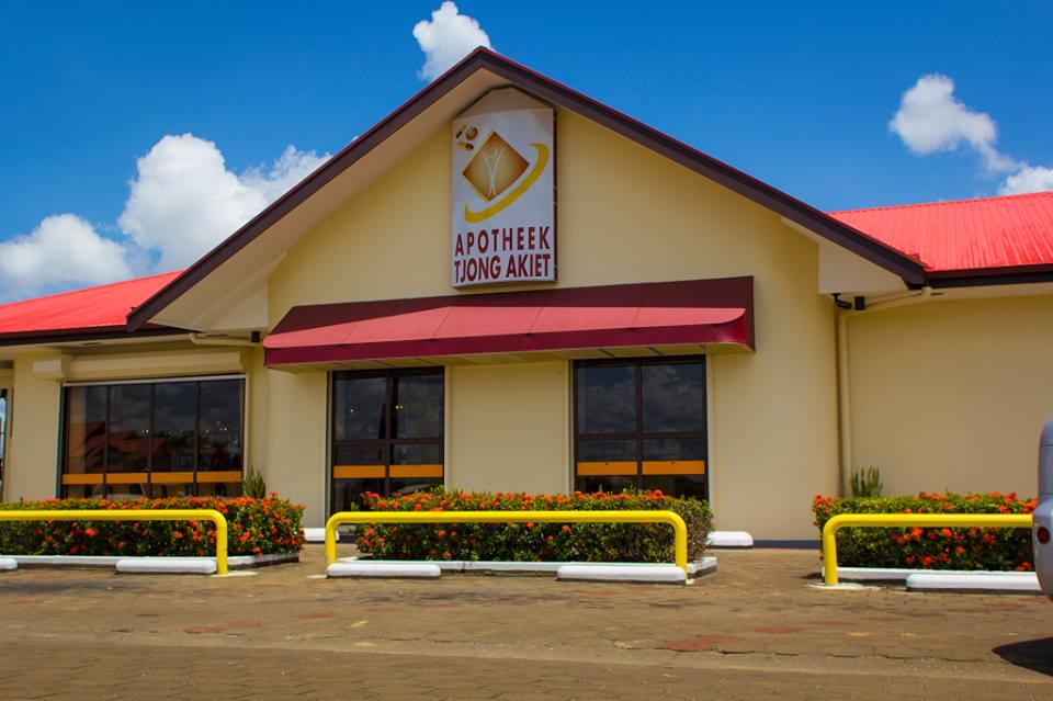 apotheek Tjong Akiet FamilieNieuws Suriname Paramaribo
