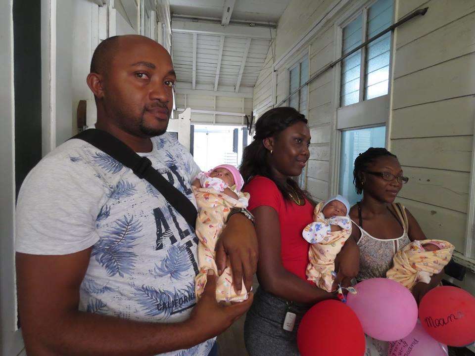 drieling ziekenhuis FamilieNieuws Suriname Paramaribo