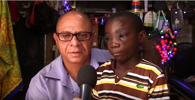 jongen aangevallen tijger Vismale FamilieNieuws Suriname