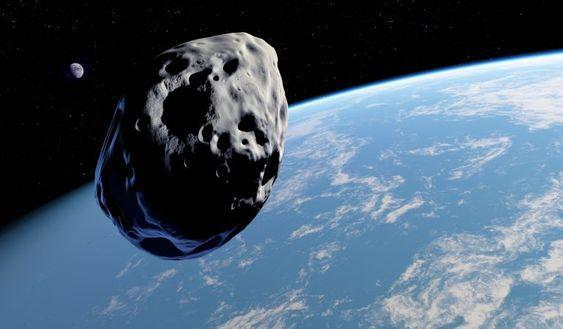 meteoor astroide FamilieNieuws Suriname