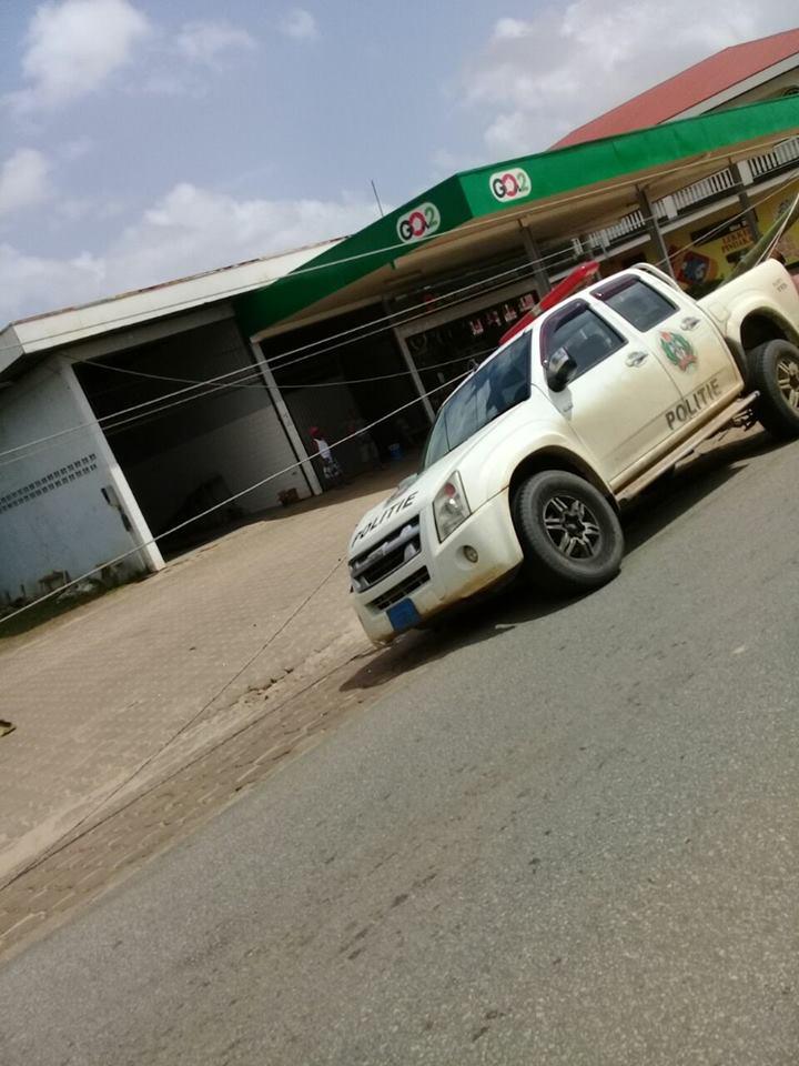 FamilieNieuws Suriname politie verkeer