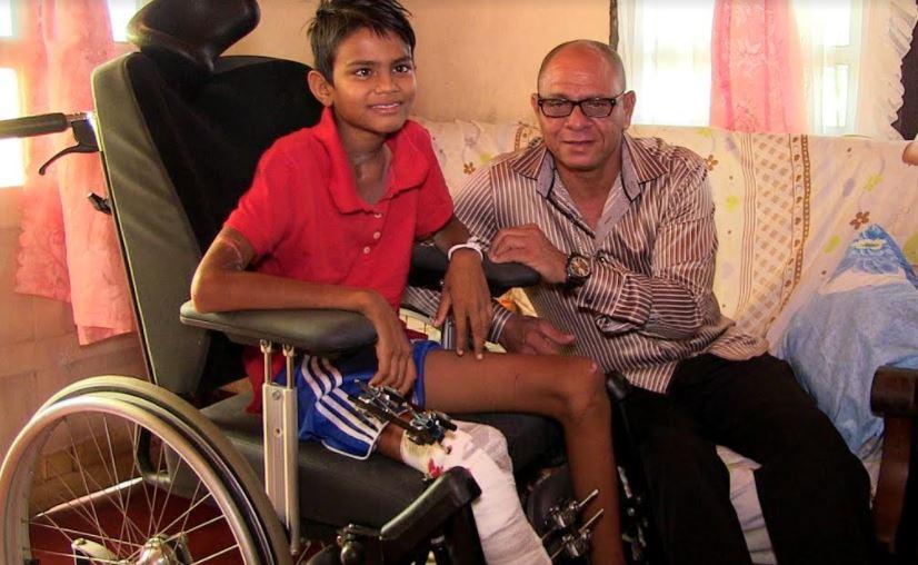sahiel thuis 1 voor 12 FamilieNieuws Suriname Vismale