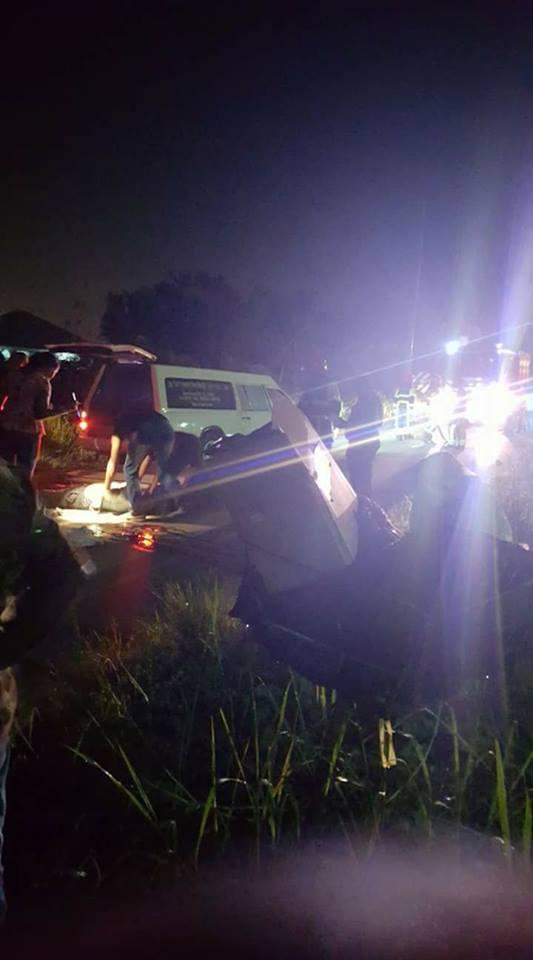 verkeersdode overleden FamilieNieuws Suriname
