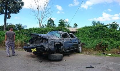 overleden Suriname verkeersongeval FamilieNieuws Paramaribo