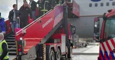vliegtuig schiphol FamilieNieuws Amsterdam