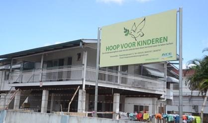 Kindertehuis
