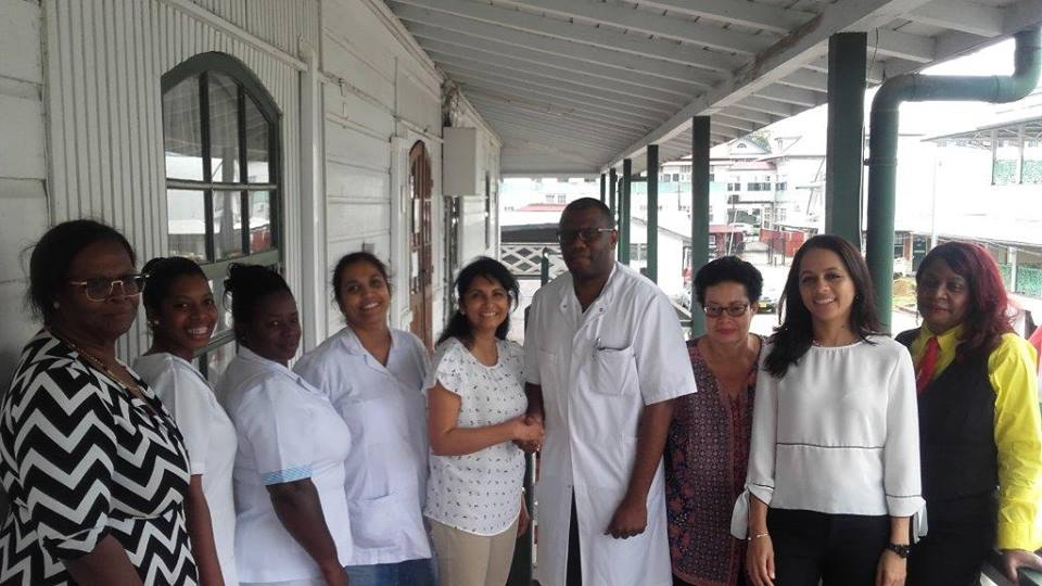 Infectie Commissie ziekenhuis