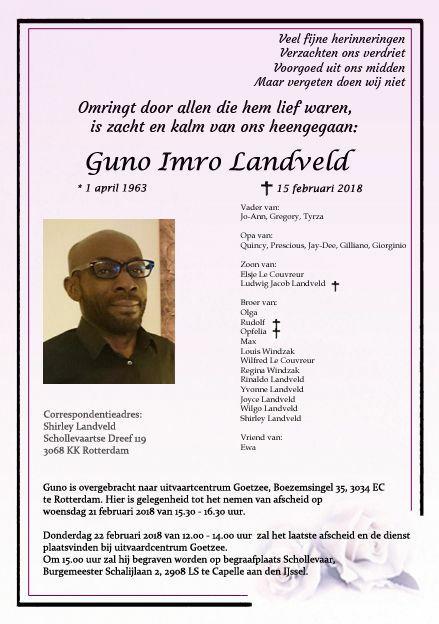 Guno Landveld