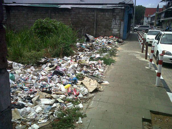 Paramaribo vuilnis