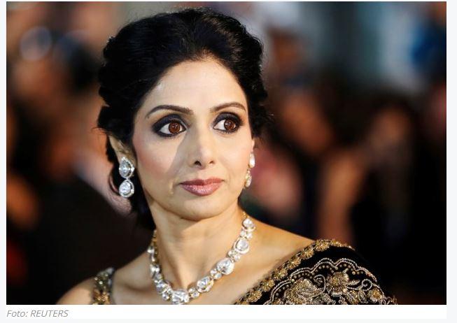 actrice Bollywood overleden