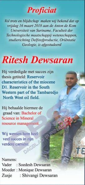 Ritesh Dewsaran