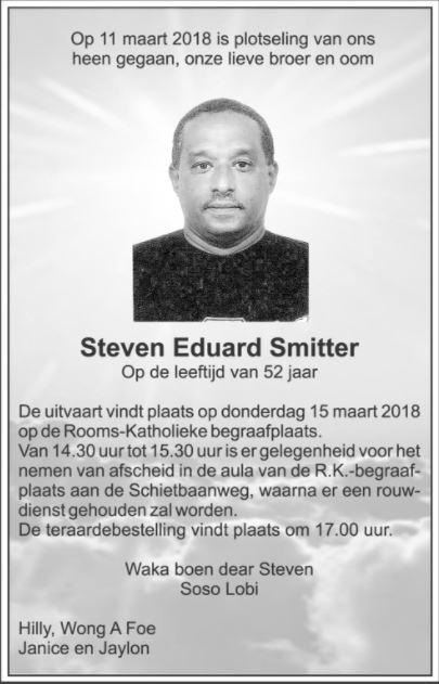 Steven Smitter