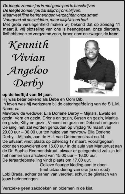 Kennith Derby