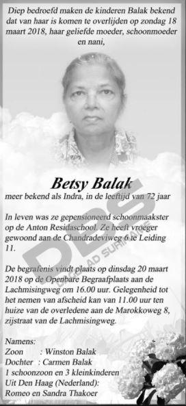 Betsy Balak