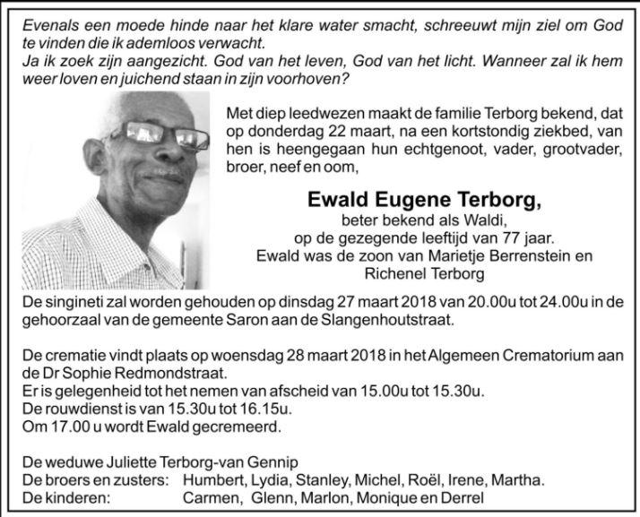 Ewald Terborg
