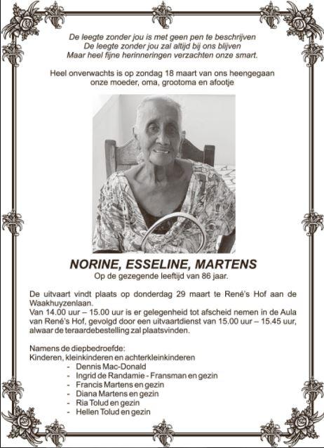 Norine Martens