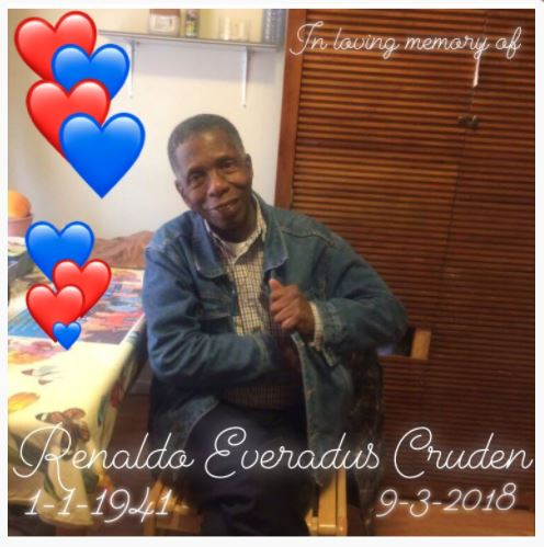 Renaldo Cruden