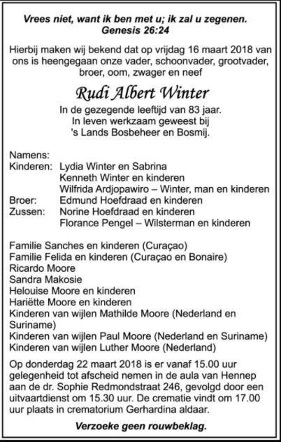 Rudi Winter