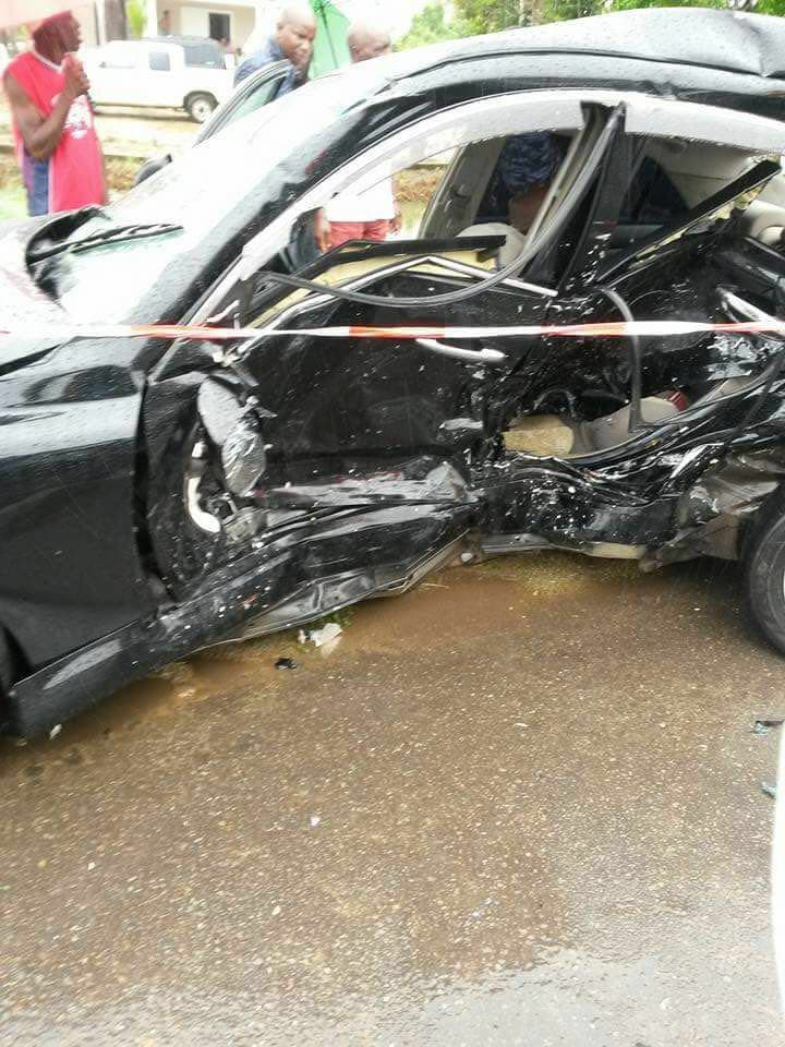overleden auto ongeval