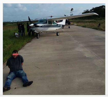 vliegtuig drugs Suriname