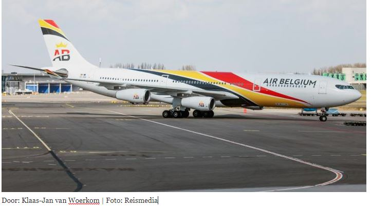 Vliegtuig Paramaribo Suriname