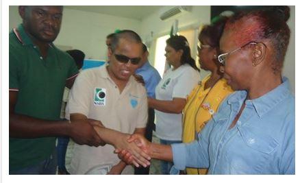 blinden Suriname