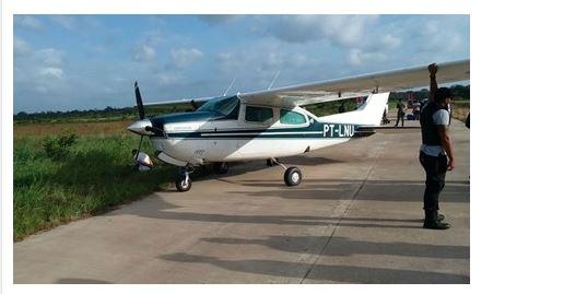 drugs vliegtuig Suriname
