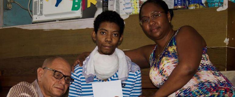 hulp Paramaribo 1 voor 12