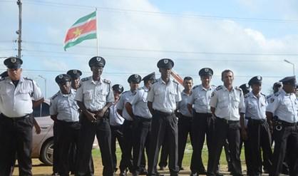 politie kaderopleiding