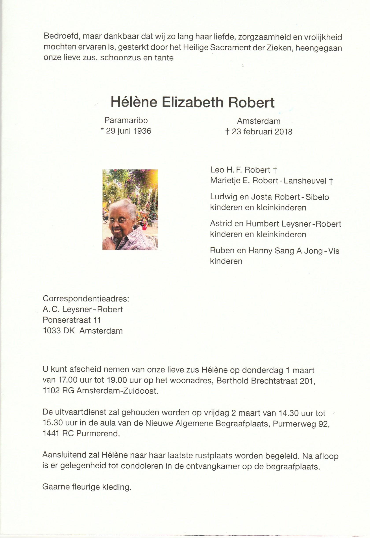 helene Robert