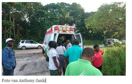 roofmoord Paramaribo