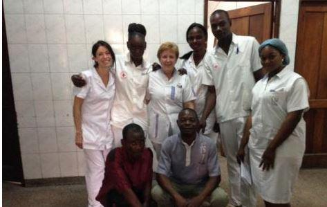 Suriname verpleegkundigen