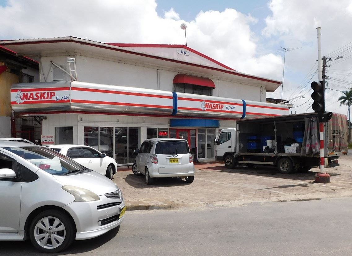 Naskip Suriname