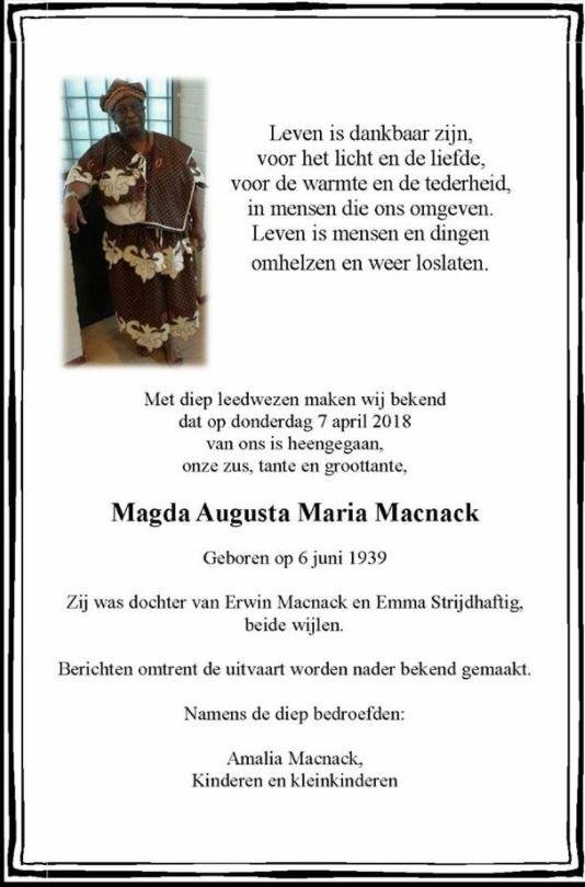 Magda Macnack