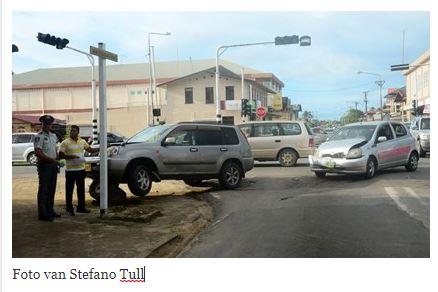 blikschade Suriname