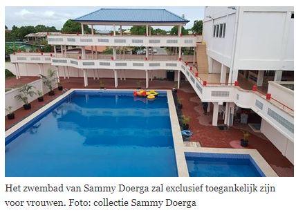 Zwembad Suriname