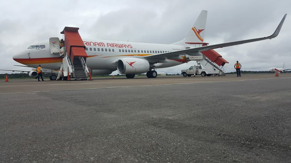 SLM Paramaribo