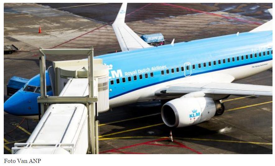 KLM Paramaribo