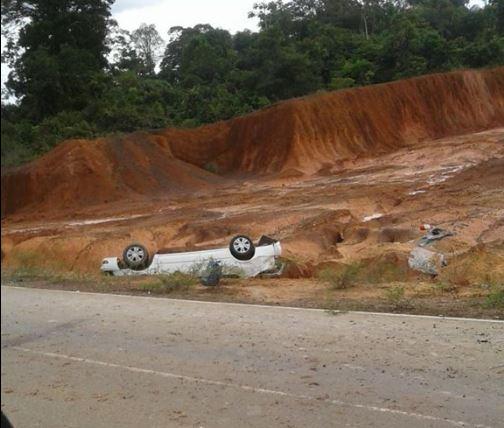 ongeluk Suriname