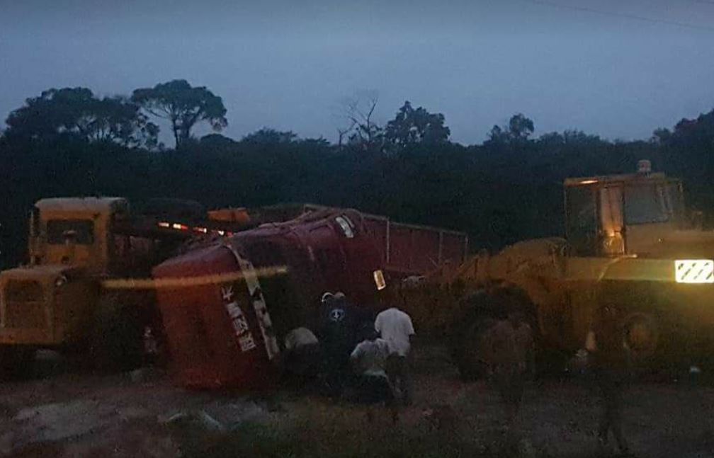 ongeval Suriname