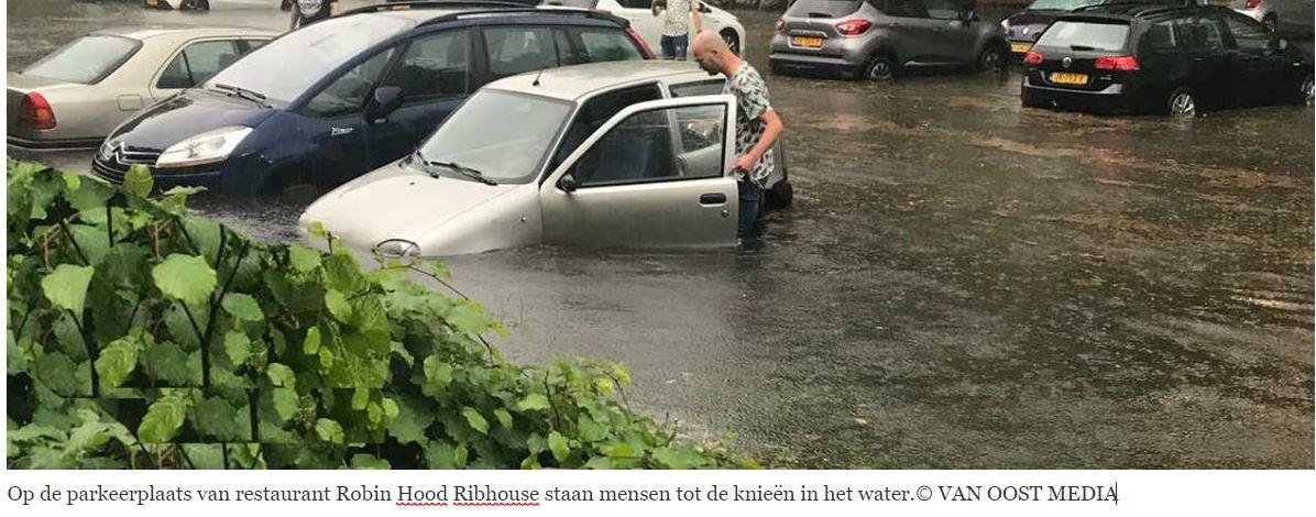 regen Nederland