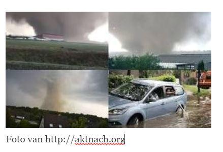 tornado Nederland