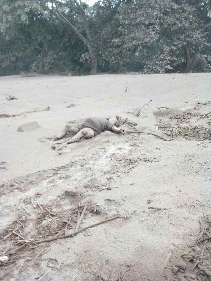 Guatemala vulkaan buitenland
