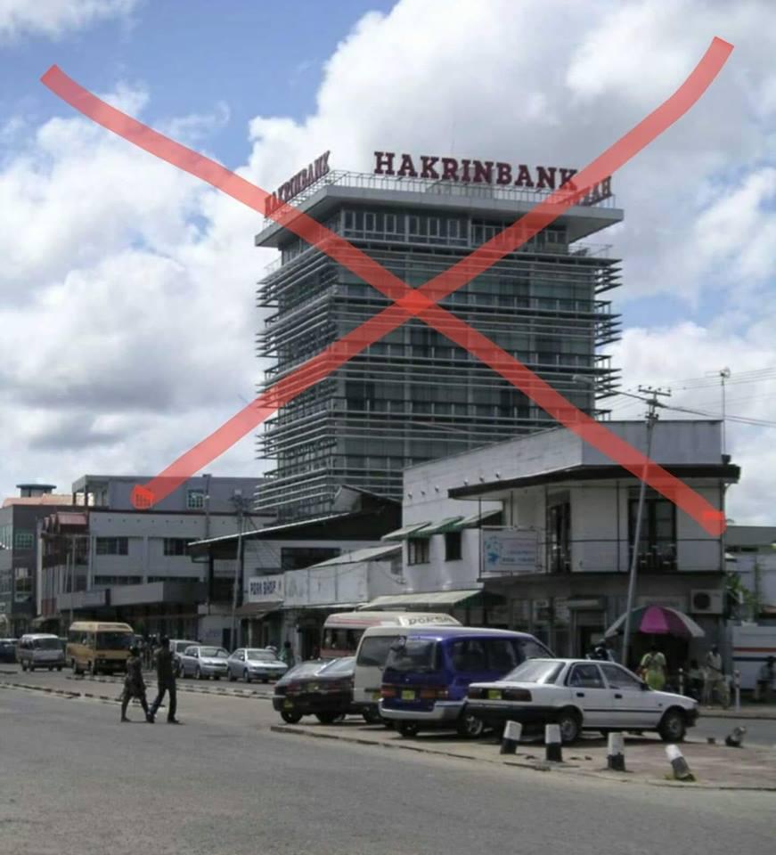 Hakrinbank Paramaribo