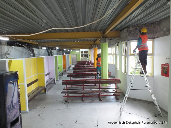 azp Paramaribo