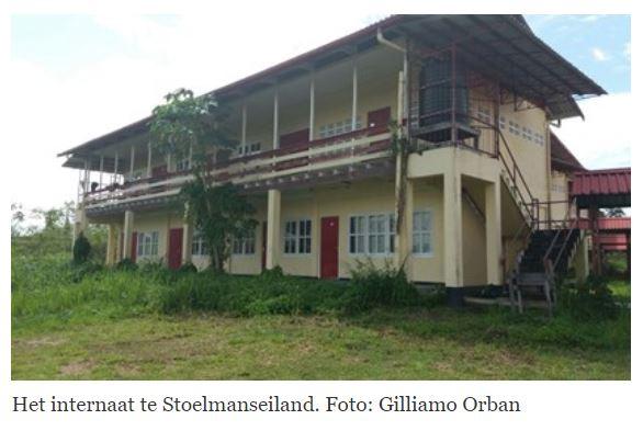 internaat Suriname