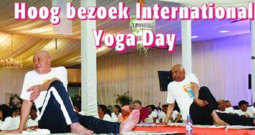 yoga Paramaribo