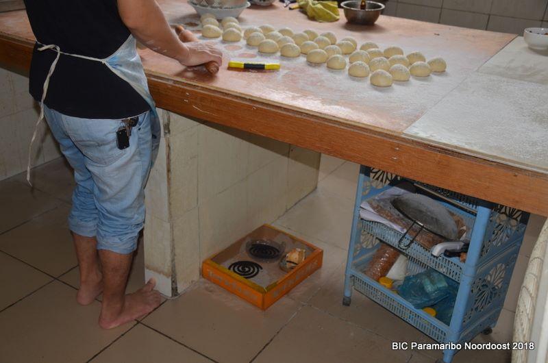 Bakkerij Paramaribo