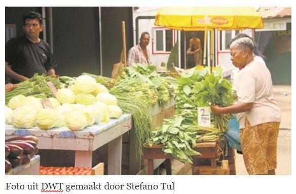 markt Paramaribo